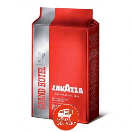 لافتزا - مسحوق القهوة جراند أوتيل1 كجم