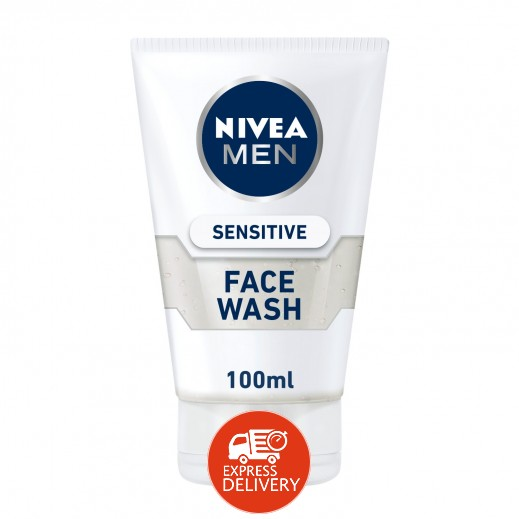 نيفيا – غسول الوجه للبشرة الحساسة 100 مل