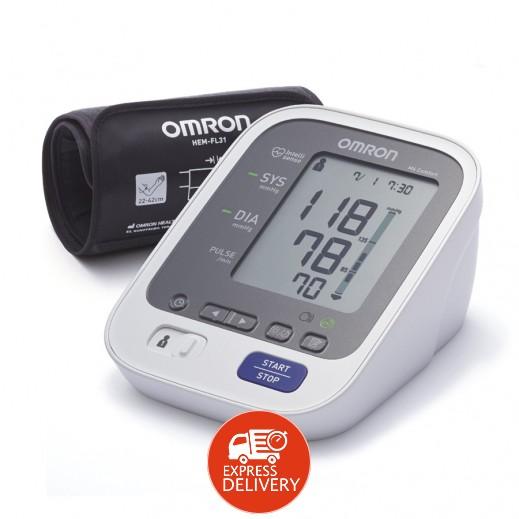 أومرون – جهاز قياس ضغط الدم مع شاشة M3
