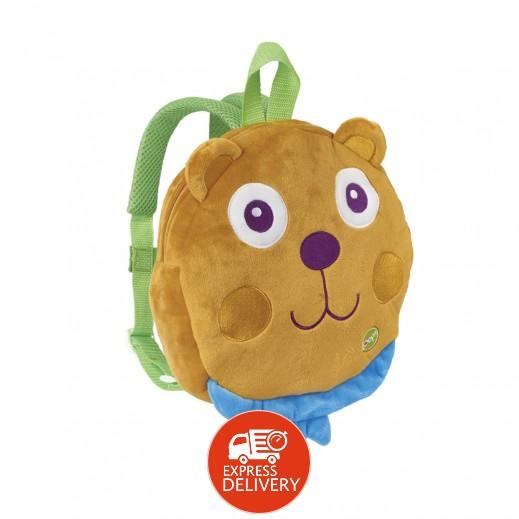 أوبس  - حقيبة ظهر ثلاثية الأبعاد بتصميم الدب