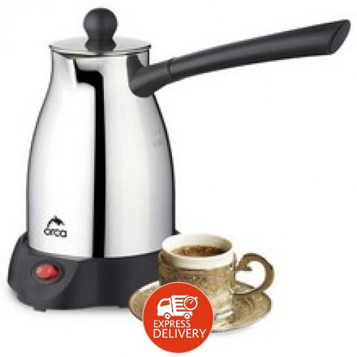 اوركا – محضرة قهوة – فضي