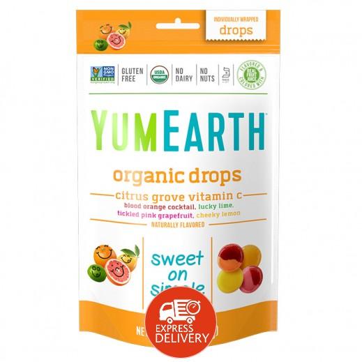 يامي إيرث – حلوى عضوية غنية بفيتامين سي 93.5 جم