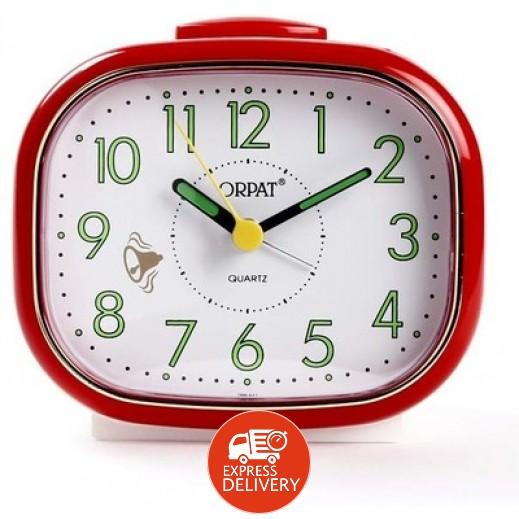 أوربات – ساعة منبه – أحمر