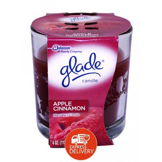 جليد - شمعة التفاح والدارسين 96.3 جم