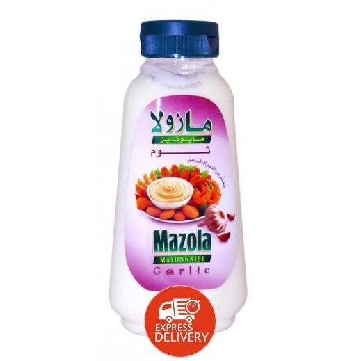 مازولا - مايونيز ثوم 340 مل
