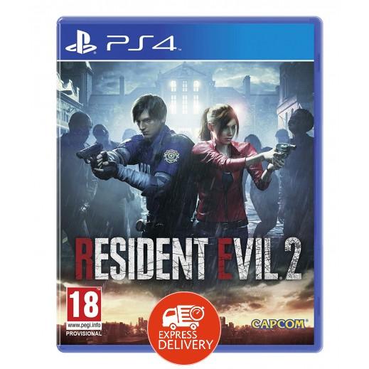 لعبة Resident Evil 2 لجهاز بلاي ستيشن 4 – نظام PAL