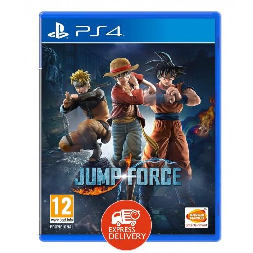 لعبة Jump Force لجهاز بلاي ستيشن 4 – نظام PAL