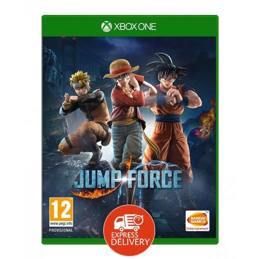 لعبة Jump Force لجهاز اكس بوكس وان – نظام PAL