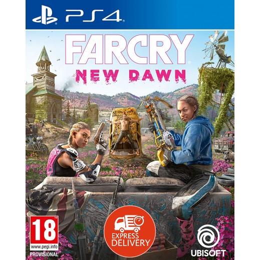 لعبة Far Cry New Dawn لجهاز بلاي ستيشن 4 – نظام PAL