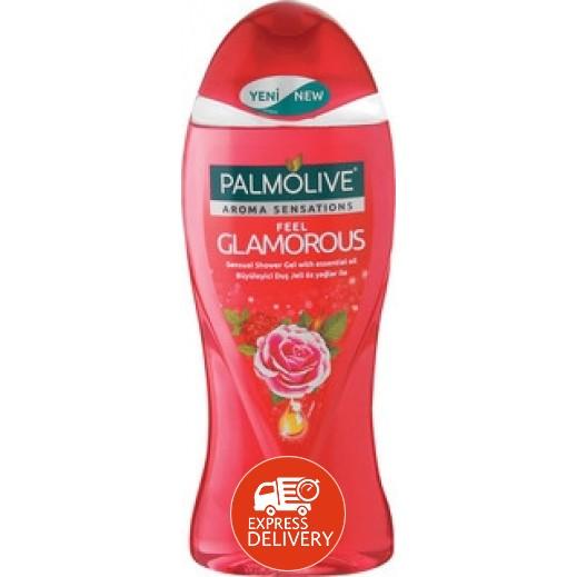 بالموليڤ – سائل إستحمام بخلاصة الزيوت 500 مل