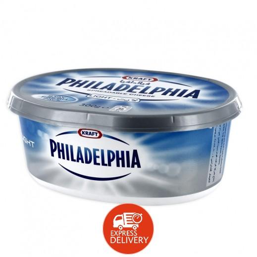 فيلادلفيا - جبنة كريم قليلة الدسم قابلة للدهن 200 جم