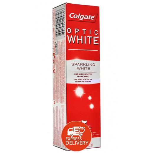 كولجيت – معجون أسنان أوبتيك أبيض 75 مل
