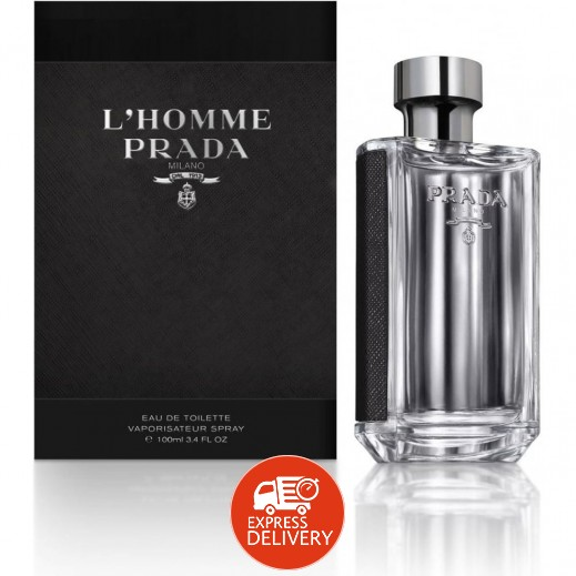 "برادا – ماء عطر ""L'Homme Prada""  للرجال  100 مل EDT"