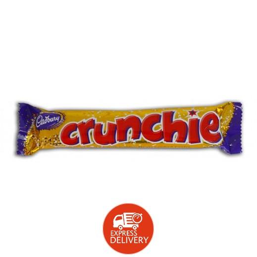 كادبوري - شوكولاتة مقرمشة بالحليب 40 جم