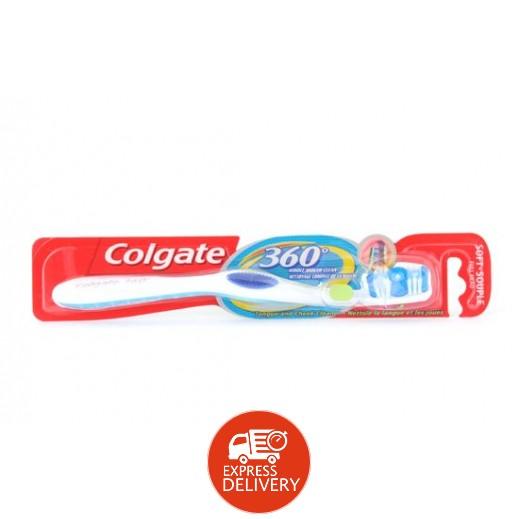 كولجيت - فرشاة اسنان 360 ناعمة