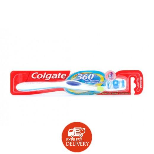 كولجيت - فرشاة اسنان 360 متوسط