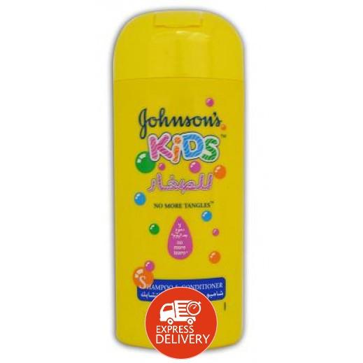 جونسون- شامبو مع بلسم مزيل للتشابك 400 مل