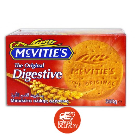 ماكفيتيز – بسكويت دايجستف الأصلي 250 جم