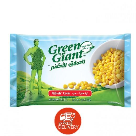 العملاق الاخضر - ذرة حلوة حب 1 كيلو (20% خصم)