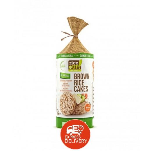 إيكويا – كعك الأرز خالي من الجلوتين 120 جم