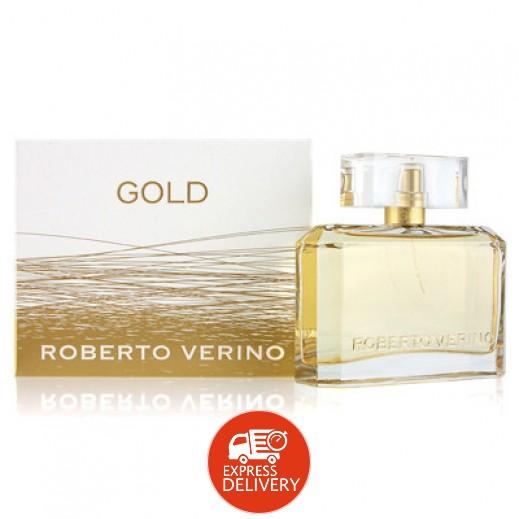 روبرتو فيرنو – عطر روبرتو فيرنو الذهبي EDP للسيدات 50 مل