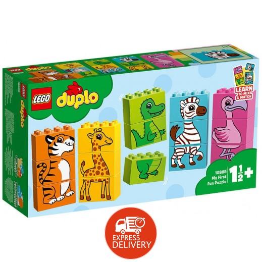 ليجو – دابلو لعبة أول البازل الممتعة