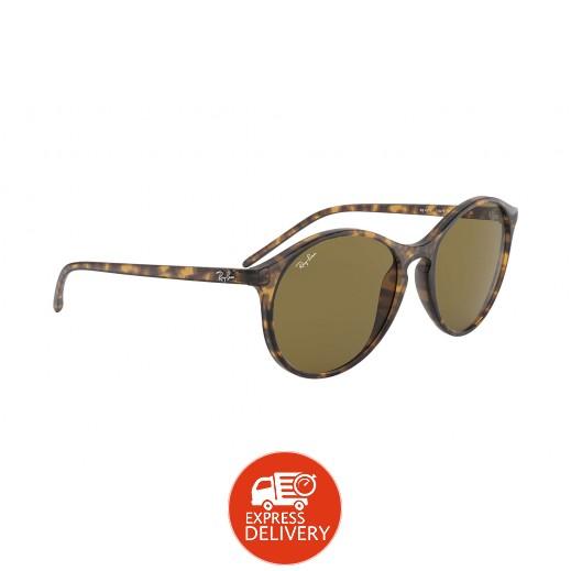 راي بان – نظارة شمسية تورتوز لكلا الجنسين موديل Rb4371 مقاس 55 مم