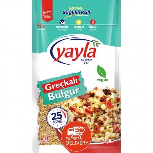 يايلا - حساء البرغل مع الحنطة السوداء 360 جم