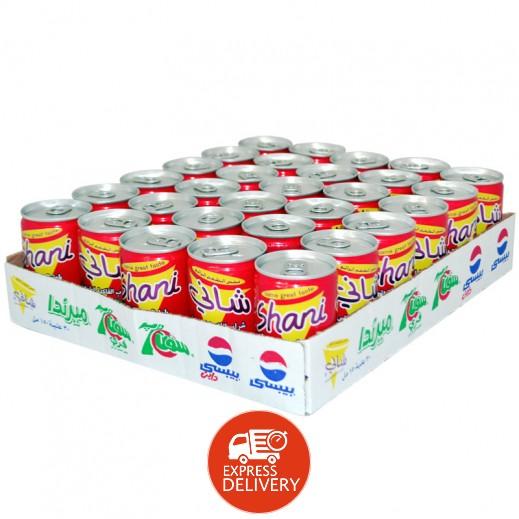 شاني – شراب الفاكهة كرتون 30 حبة × 150 مل