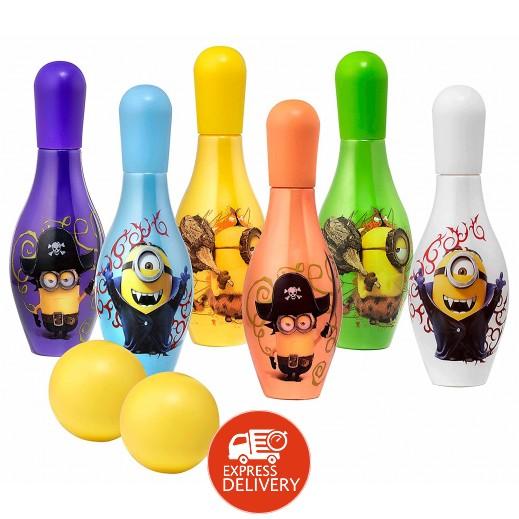 مينونز – طقم الإستحمام للأطفال (جيل إستحمام +شامبو + كرة) – 6 حبة × 100 مل