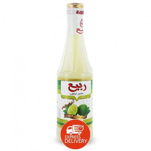 ربيع – عصير ليمون طبيعي 300 مل