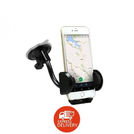 SBS Universal Car Holder for Smartphones up to 5 Black