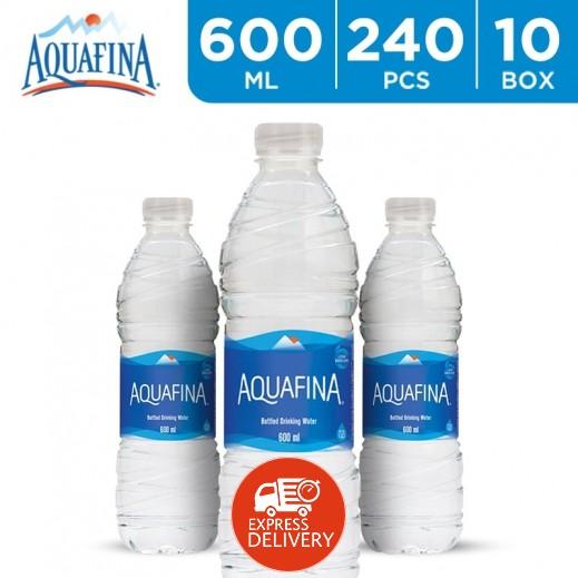 أكوافينا – مياه شرب نقية 600 مل (10 × 24) – أسعار الجملة