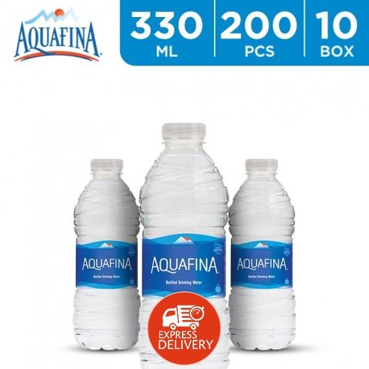 أكوافينا – مياه شرب نقية 330 مل (10 × 20) – أسعار الجملة