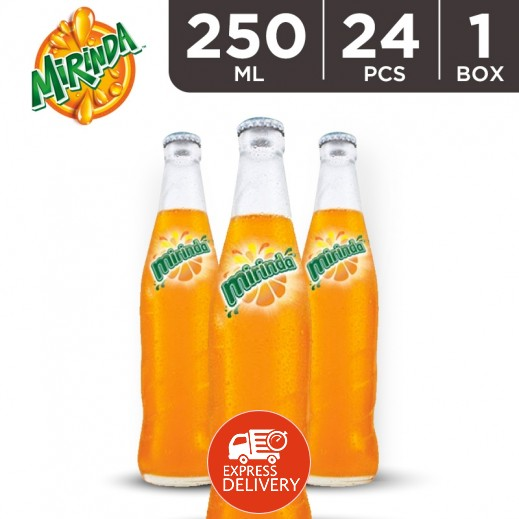 ميريندا – شراب البرتقال 250 مل ( 24 حبة )