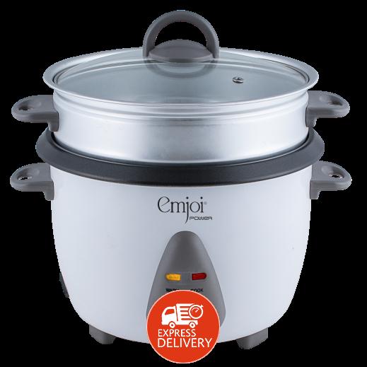 إمجوي – طباخ الأرز 1.8 لتر 700 واط – أبيض