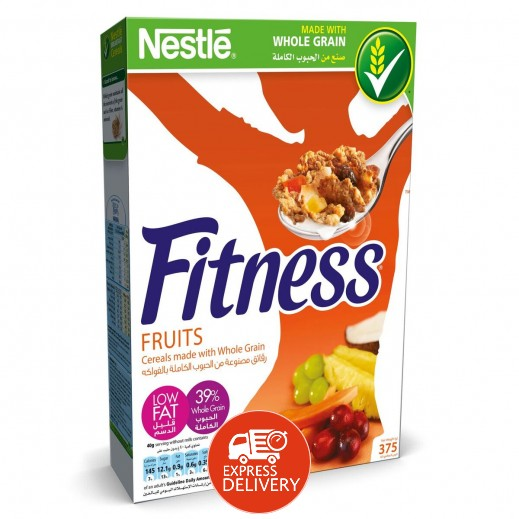 Nestle Fitness Cereals (Fruits) 375 g