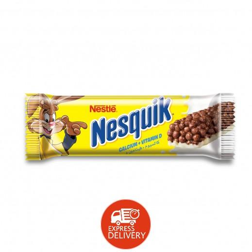 نسكويك – ألواح حبوب الإفطار بالشوكولاتة 23.5 جم