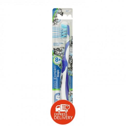 أورال بي - فرشاة أسنان للأطفال 8 سنوات فأكثر