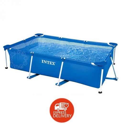إنتكس – حمام سباحة مستطيل 260 × 160 × 66 سم