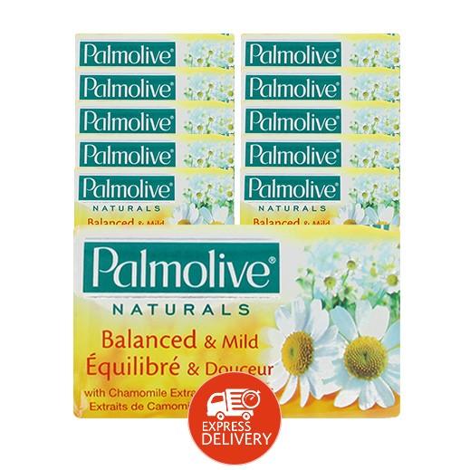 بالموليف – صابون أبيض 125 جم ( 24 حبة ) – أسعار الجملة