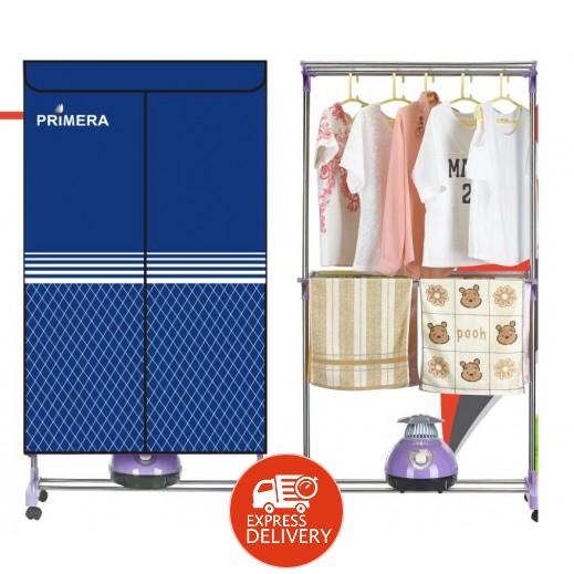 برايميرا مجففة ملابس كهربائية (خزانة)