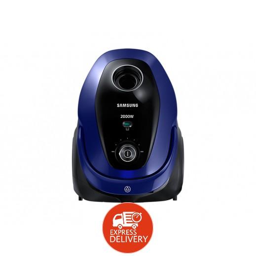 سامسونج – مكنسة كهربائية 2000 واط 2.5 لتر – أزرق