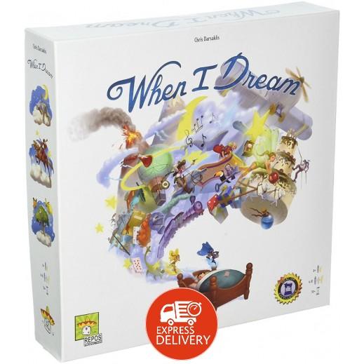 لعبة When I Dream