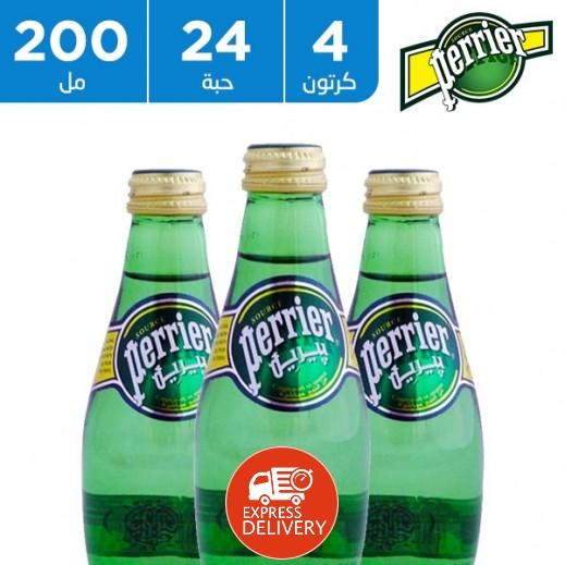 بيريه - مياه معدنية طبيعية 200 مل (4 عبوة × 6 حبة) – أسعار الجملة