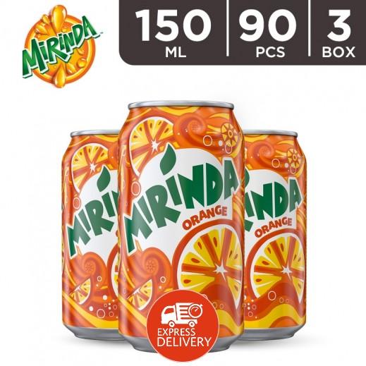 ميريندا – شراب البرتقال 150 مل ( 3 كرتون × 30 حبة ) – أسعار الجملة