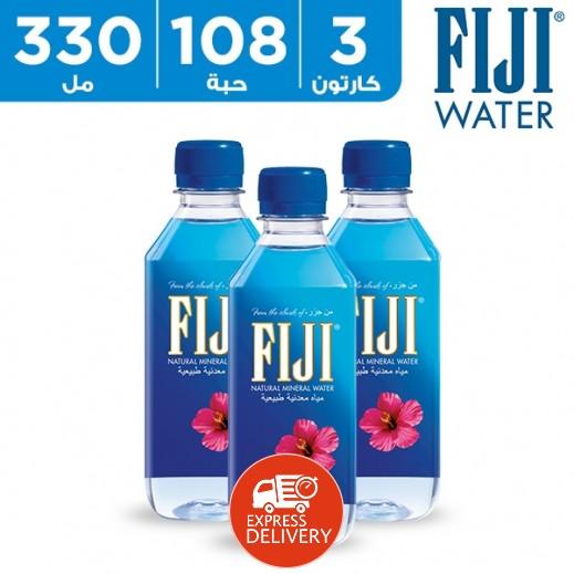 فيجي – مياه معدنية طبيعية 330 مل (3 × 36) – أسعار الجملة