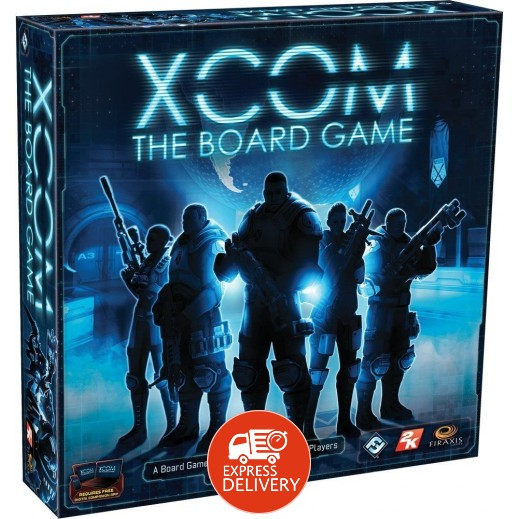 لعبة XCOM: The Board Game