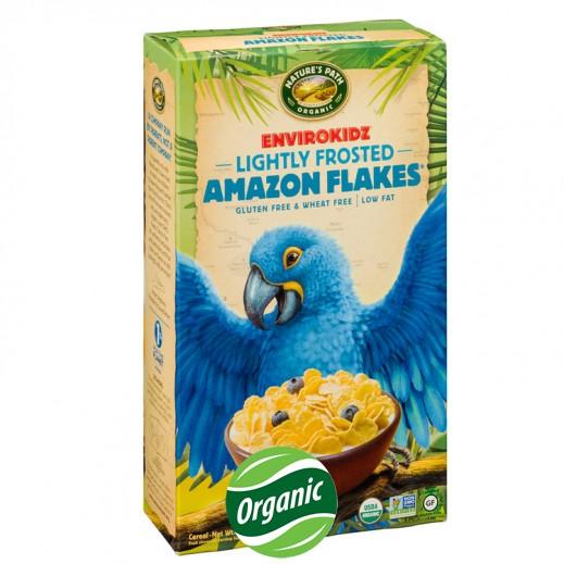 ناتشرز باث – رقائق الإفطارالعضوية بحبوب الأمازون 300 جم