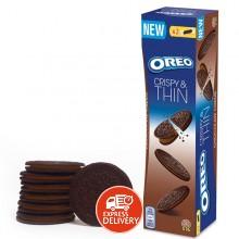 d9c327861 اوريو – بسكويت اوريو كريسبي بالشوكولاته 96 جرام